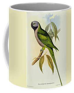 Parakeet Coffee Mug