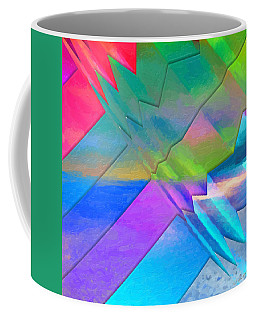 Parallel Dimensions - The Multiverse Coffee Mug by Serge Averbukh