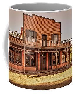 Paramount Ranch Saloon Coffee Mug