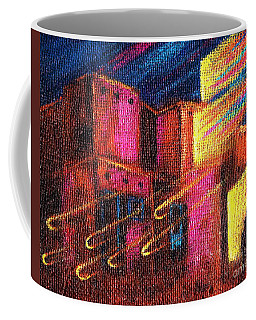 Paranormal Pueblos  Coffee Mug