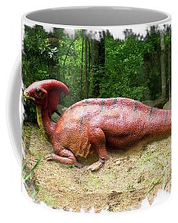 Parasaurolophus Coffee Mug