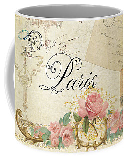 Parchment Paris - Timeless Romance Coffee Mug