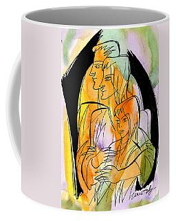 Parenting And Caring Coffee Mug