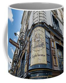 Paris Cafe Charm - Paris, France Coffee Mug