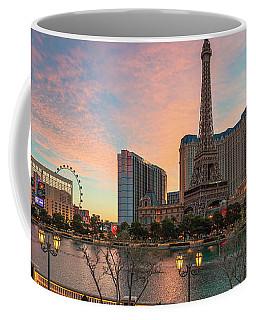 Paris Casino Warm Sunrise Coffee Mug