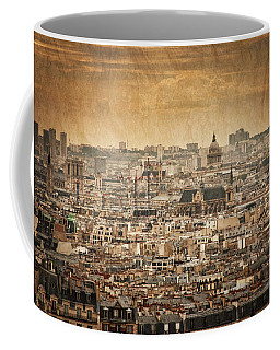 Paris Skyline Coffee Mug