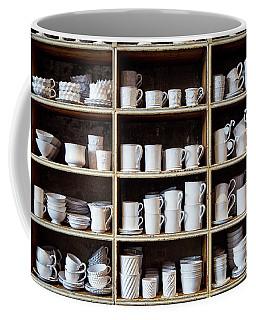 Paris - Cups And Bowls Coffee Mug by Brian Jannsen