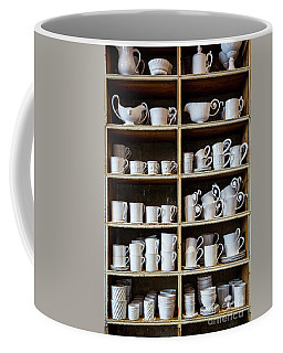 Paris - Cups And Bowls II Coffee Mug by Brian Jannsen