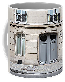 Paris Doors - No. 57 Coffee Mug