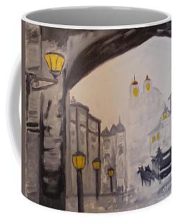 Paris In The 1800s Coffee Mug