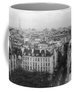 Paris In The Rain  Coffee Mug