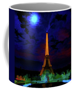 Paris Lights Coffee Mug
