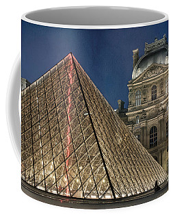 Paris Louvre Coffee Mug