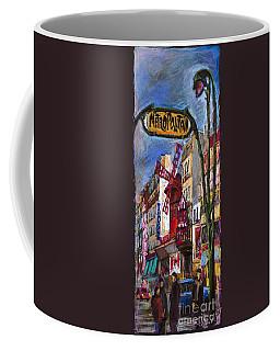 Paris Mulen Rouge Coffee Mug