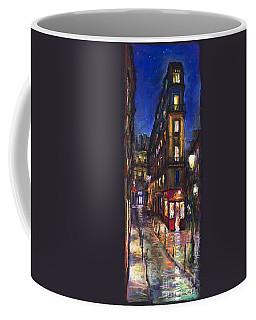 Paris Old Street Coffee Mug