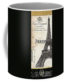 Paris, Ooh La La 1 Coffee Mug
