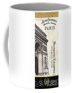 Paris, Ooh La La 2 Coffee Mug