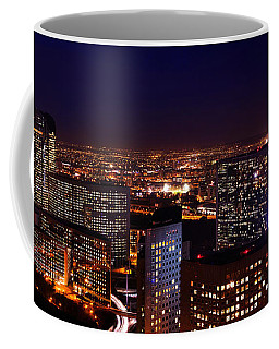 Paris Panorama Part 1 Coffee Mug