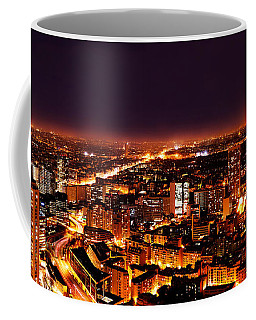 Paris Panorama Part 3 Coffee Mug