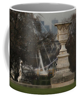 Paris Park Coffee Mug by Katie Wing Vigil