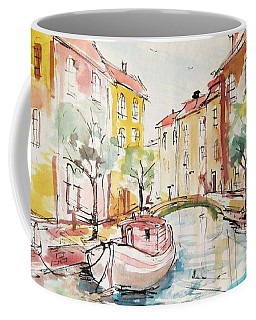 Paris  Coffee Mug by Patricia Olson