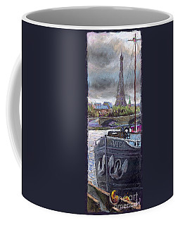 Paris Pont Alexandre IIi Coffee Mug