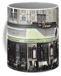Paris - Restaurant Coffee Mug