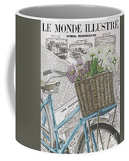 Paris Ride 1 Coffee Mug