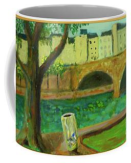 Paris Rubbish Coffee Mug