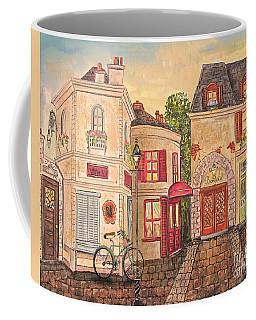 Paris Street Scene-jp2866 Coffee Mug