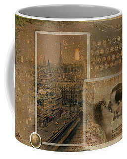 Paris, The City Of Lights And Love Coffee Mug