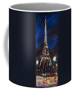 Paris Tour Eiffel Coffee Mug