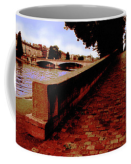 Paris - View Of The Seine Coffee Mug