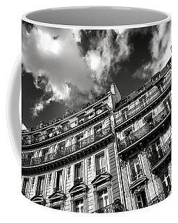 Parisian Buildings Coffee Mug by Olivier Le Queinec