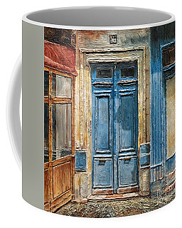 Parisian Door No.36 Coffee Mug