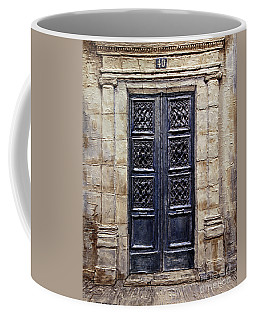 Parisian Door No.40 Coffee Mug