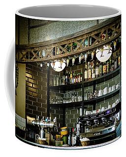 Parisian Espresso Coffee Mug