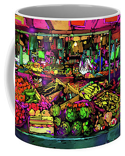 Parisian Market Coffee Mug