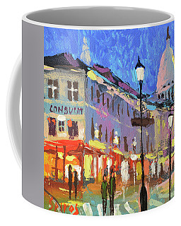 Parisian Street Coffee Mug