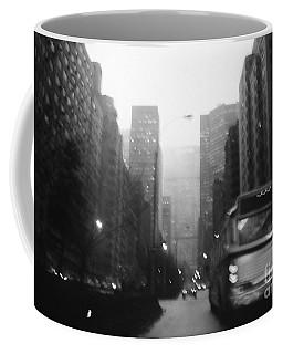 Park Ave. Manhattan Coffee Mug