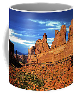 Park Avenue Coffee Mug