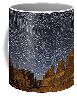 Park Avenue Star Trails Coffee Mug