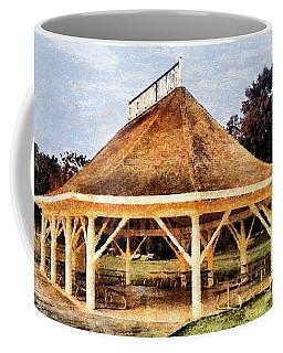 Park Gazebo Coffee Mug