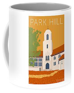 Park Hill Gold Coffee Mug