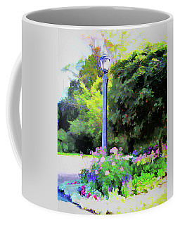 Park Light Coffee Mug