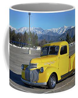 Parked In Pomona Coffee Mug