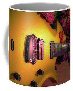 Parker Fly Guitar Hover Series Coffee Mug