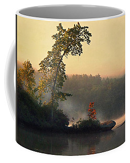 Coffee Mug featuring the photograph Parker Morning by Joy Nichols