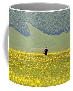 Parko Nazionale Dei Monti Sibillini, Italy 1 Coffee Mug
