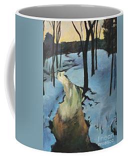 Parlee Farm Sunset Creek Coffee Mug